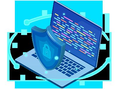 為您建立安全的網路防護罩。阻擋有害連線,給您安全的上網環境。